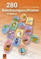 Cover-Bild zu Belohnungsaufkleber von Boretzki, Anja (Illustr.)