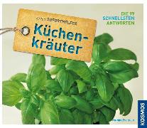 Cover-Bild zu Mayer, Joachim: Kücherkräuter Soforthelfer (eBook)