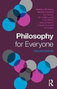 Cover-Bild zu Philosophy for Everyone von Chrisman, Matthew