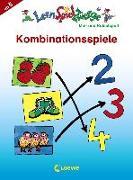 Cover-Bild zu LernSpielZwerge - Kombinationsspiele von Merle, Katrin