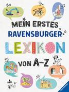 Cover-Bild zu Mein erstes Ravensburger Lexikon von A - Z von Mennen, Patricia