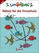 Cover-Bild zu LernSpielZwerge - Rätsel für die Vorschule von Merle, Katrin (Illustr.)