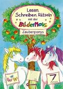Cover-Bild zu Lesen, Schreiben, Rätseln mit der Bildermaus von Heger, Ann-Katrin