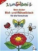 Cover-Bild zu LernSpielZwerge - Mein dicker Mal- und Rätselblock für die Vorschule von Merle, Katrin (Illustr.)