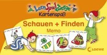 Cover-Bild zu Schauen + Finden von Merle, Katrin (Illustr.)