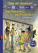 Cover-Bild zu Erst ich ein Stück, dann du - Finde dein Abenteuer! - Das Geheimnis der Pyramiden (eBook) von Borlik, Michael
