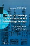 Cover-Bild zu Harvey, Neal R. (Hrsg.): Noblesse Workshop on Non-Linear Model Based Image Analysis