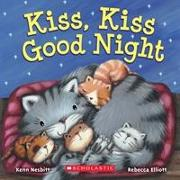 Cover-Bild zu Kiss, Kiss Good Night von Nesbitt, Kenn