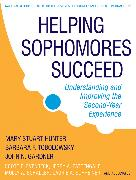 Cover-Bild zu Hunter, Mary Stuart: Helping Sophomores Succeed (eBook)