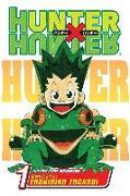 Cover-Bild zu Togashi, Yoshihiro: Hunter x Hunter, Vol. 1