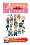 Cover-Bild zu Yoshihiro Togashi: HUNTER X HUNTER GN VOL 12