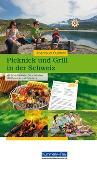 Cover-Bild zu Maurer, Raymond: Picknick und Grill in der Schweiz