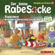Cover-Bild zu diverse, (Gelesen): Der kleine Rabe Socke - Rennfahrer und andere rabenstarke Geschichten
