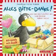 Cover-Bild zu Moost, Nele: Alles Bitte-Danke!