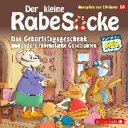 Cover-Bild zu diverse, (Gelesen): Der kleine Rabe Socke - Das Geburtstagsgeschenk und andere rabenstarke Geschichten