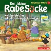 Cover-Bild zu diverse, (Gelesen): Der kleine Rabe Socke - Meisterdetektive und andere rabenstarke Geschichten