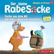 Cover-Bild zu diverse, (Gelesen): Der kleine Rabe Socke - Socke aus dem All und andere rabenstarke Geschichten