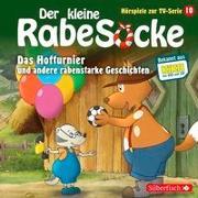 Cover-Bild zu diverse, (Gelesen): Der kleine Rabe Socke - Das Hofturnier und andere rabenstarke Geschichten