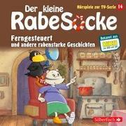 Cover-Bild zu diverse, (Gelesen): Der kleine Rabe Socke - Ferngesteuert und andere rabenstarke Geschichten (Hörspiele zur TV Serie 14)