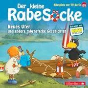 Cover-Bild zu diverse, (Gelesen): Der kleine Rabe Socke - Neues Ufer und andere rabenstarke Geschichten