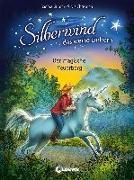 Cover-Bild zu Silberwind, das weiße Einhorn 2 - Der magische Feuerberg von Grimm, Sandra