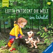 Cover-Bild zu Lotta entdeckt die Welt: Im Wald von Grimm, Sandra