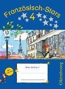 Cover-Bild zu Französisch-Stars 4. Schuljahr. Übungsheft mit Lösungen von Gleich, Barbara
