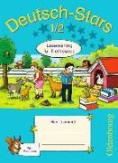 Cover-Bild zu Deutsch-Stars - Lesetraining für Tierfreunde 1./2. Schuljahr. Übungsheft mit Lösungen von Kuester, Ursula