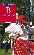 Cover-Bild zu Baedeker Reiseführer Baltikum von Nowak, Christian