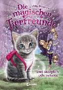 Cover-Bild zu Die magischen Tierfreunde 4 - Susi Samtpfote geht verloren von Meadows, Daisy