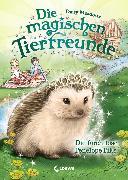 Cover-Bild zu Die magischen Tierfreunde 6 - Die furchtlose Penelope Piks (eBook) von Meadows, Daisy
