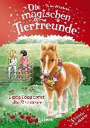 Cover-Bild zu Die magischen Tierfreunde - Pippa Pony rettet die Einhörner (eBook) von Meadows, Daisy