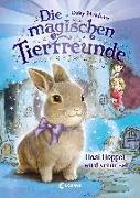 Cover-Bild zu Die magischen Tierfreunde 1 - Hasi Hoppel wird vermisst von Meadows, Daisy