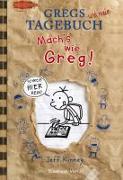 Cover-Bild zu Gregs Tagebuch - Mach´s wie Greg! von Kinney, Jeff