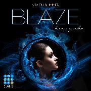 Cover-Bild zu Die Elite. Blaze (Audio Download) von Summer, Vivien