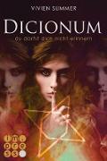 Cover-Bild zu Dicionum 3: Du darfst dich nicht erinnern (eBook) von Summer, Vivien