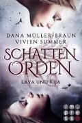 Cover-Bild zu Schattenorden. Die Geschichte der Zwillingsschwestern Laya und Kija (eBook) von Summer, Vivien
