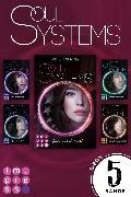 Cover-Bild zu SoulSystems: Alle fünf Bände der Rebellen-Serie in einer E-Box! (eBook) von Summer, Vivien