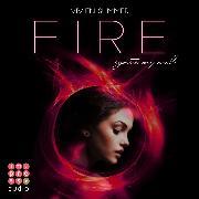 Cover-Bild zu Die Elite. Fire (Audio Download) von Summer, Vivien