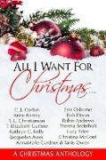 Cover-Bild zu All I Want For Christmas (eBook) von Rhoads, Andrea