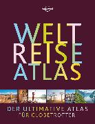 Cover-Bild zu Lonely Planet Bildband Weltreiseatlas von Planet, Lonely