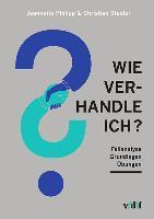 Cover-Bild zu Wie verhandle ich? von Philipp, Jeannette