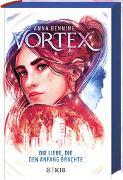 Cover-Bild zu Vortex - Die Liebe, die den Anfang brachte von Benning, Anna