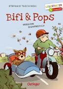 Cover-Bild zu Taschinski, Stefanie: Bifi und Pops. Mission Bienenstich