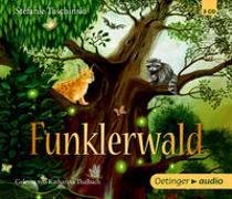 Cover-Bild zu Taschinski, Stefanie: Funklerwald (3 CD)