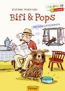 Cover-Bild zu Taschinski, Stefanie: Bifi und Pops. Mission Katzenpups