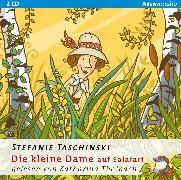 Cover-Bild zu Taschinski, Stefanie: Die kleine Dame auf Salafari (Audio Download)