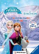Cover-Bild zu Disney Die Eiskönigin: Elsa und der Zauber der Eisblumen von The Walt Disney Company (Illustr.)