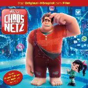 Cover-Bild zu Disney/ Ralph reicht's: Chaos im Netz (Audio Download) von Bingenheimer, Gabriele
