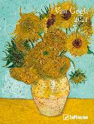 Cover-Bild zu van Gogh 2021 - Diary - Buchkalender - Taschenkalender - 16,5x21,6 von van Gogh, Vincent